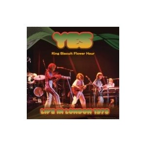 Yes イエス / Live In London 1978 (2CD) 輸入盤 〔CD〕|hmv
