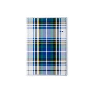 高橋 手帳 2019年 4月始まり メルクレール1 A6判 チェック No.691 / 高橋書店 手帳  〔本〕|hmv