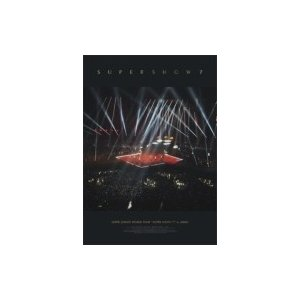 Super Junior スーパージュニア / SUPER JUNIOR WORLD TOUR SUPER SHOW7 in JAPAN (DVD)  〔DVD〕|hmv