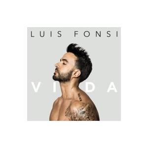 Luis Fonsi ルイスフォンシ / Vida 輸入盤 〔CD〕|hmv