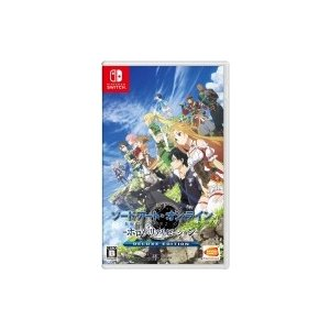 Game Soft (Nintendo Switch) / ソードアート・オンライン -ホロウ・リアリゼーション- DELUXE EDITION  〔GAME〕|hmv