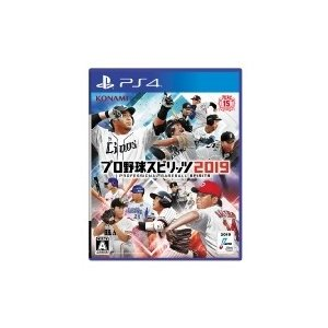 Game Soft (PlayStation 4) / 【PS4】プロ野球スピリッツ2019  〔GAME〕|hmv