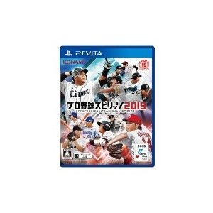 Game Soft (PlayStation Vita) / 【PS Vita】プロ野球スピリッツ2019  〔GAME〕|hmv