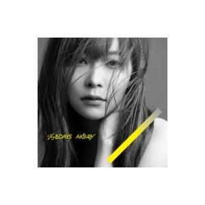AKB48 / ジワるDAYS 【Type A 初回限定盤】(+DVD)  〔CD Maxi〕 hmv