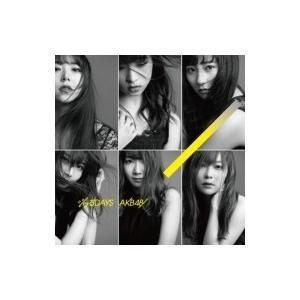 AKB48 / ジワるDAYS 【Type C 初回限定盤】(+DVD)  〔CD Maxi〕 hmv