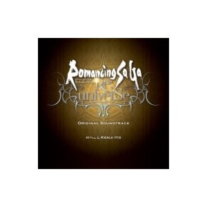 ゲーム ミュージック  / Romancing SaGa Re; univerSe Original Soundtrack 国内盤 〔CD〕|hmv