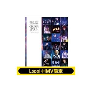 J-POP / 超特急 / 《Loppi・HMV限定盤》 BULLET TRAIN Arena Tour 2018 GOLDEN EPOCH AT SAITAMA SUPER ARENABLU-RAY DISCの商品画像|ナビ