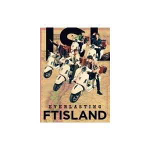 FTISLAND エフティアイランド / EVERLASTING 【初回限定盤A】 (CD+DVD+フォトブックレット)  〔CD〕|hmv