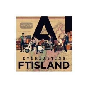 FTISLAND エフティアイランド / EVERLASTING 【初回限定盤B】 (CD+DVD)  〔CD〕|hmv