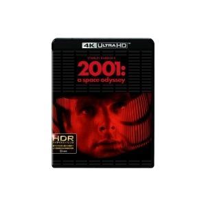 2001年宇宙の旅 日本語吹替音声追加収録版<4K ULTRA HD&HDデジタル・リマスター ブルーレイ>(3枚組)  〔BLU-RA