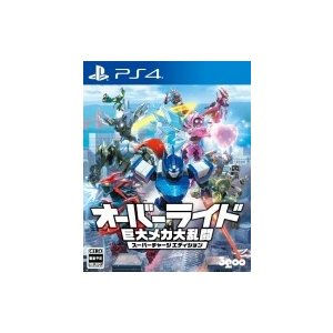 Game Soft (PlayStation 4) / オーバーライド 巨大メカ大乱闘 スーパーチャージエディション  〔GAME〕|hmv