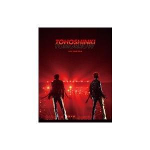 東方神起 / 東方神起 LIVE TOUR 2018 〜TOMORROW〜 【初回生産限定盤】 (Blu-ray+写真集) 〔BLU-RAY DISC〕