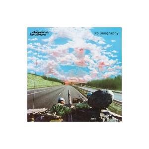 THE CHEMICAL BROTHERS ケミカルブラザーズ / No Geography (2枚組 / 180グラム重量盤レコード)  〔LP〕|hmv