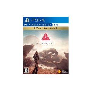 Game Soft (PlayStation 4) / Farpoint Value Selection(※PlaystationVR専用ソフト)  〔GAME〕|hmv