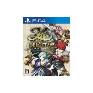 Game Soft (PlayStation 4) / イース セルセタの樹海:改  〔GAME〕|hmv