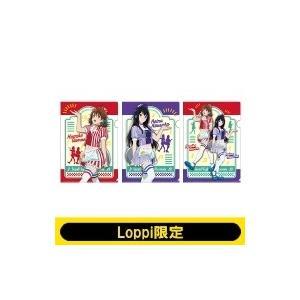 クリアファイル3枚セット【Loppi限定】 〔Goods〕
