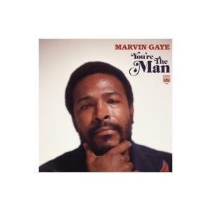 Marvin Gaye マービンゲイ / You're The Man (2枚組アナログレコード)  〔LP〕