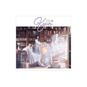 日向坂46 / キュン 【初回仕様限定盤 TYPE-B】(+Blu-ray)  〔CD Maxi〕|hmv