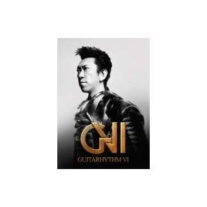 布袋寅泰 ホテイトモヤス / GUITARHYTHM VI 【初回生産限定盤】(LIVE Blu-ray付)  〔CD〕|hmv