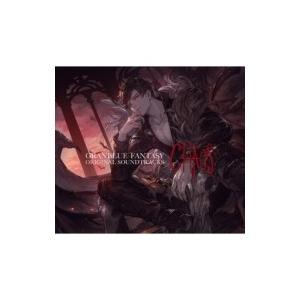 ゲーム ミュージック  / GRANBLUE FANTASY ORIGINAL SOUNDTRACKS Chaos 国内盤 〔CD〕|hmv