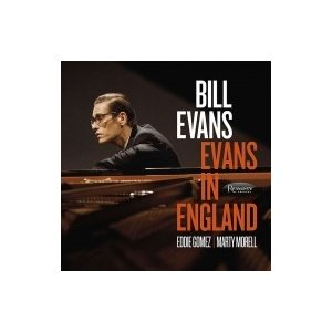 Bill Evans (Piano) ビルエバンス / Evans In England (2CD) 輸入盤 〔CD〕