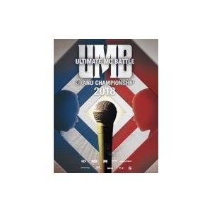 オムニバス(コンピレーション) / ULTIMATE MC BATTLE GRAND CHAMPION SHIP 2018  〔DVD〕|hmv