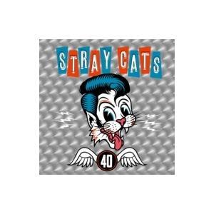 Stray Cats ストレイキャッツ / 40 【生産限定盤】(+Tシャツ) 国内盤 〔CD〕|hmv
