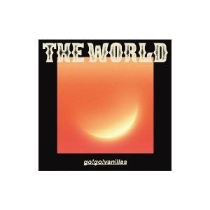 go!go!vanillas / THE WORLD 【完全限定生産盤】(+DVD)  〔CD〕