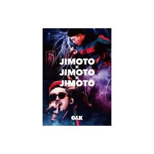 C&K シーアンドケー / JIMOTO×JIMOTO×JIMOTO 【初回限定盤】  〔DVD〕|hmv