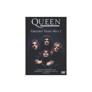Queen クイーン / グレイテスト・ビデオ・ヒッツ1 (DVD 2枚組)  〔DVD〕|hmv
