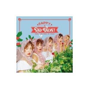 Red Velvet / SAPPY (+DVD)  〔CD〕|hmv
