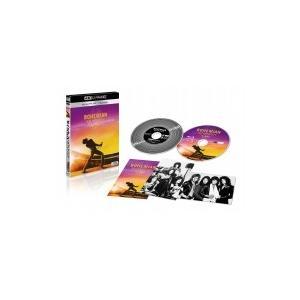 ボヘミアン・ラプソディ <4K ULTRA HD + 2Dブルーレイ/2枚組> 〔BLU-RAY DISC〕