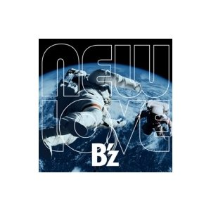 B'z / NEW LOVE 【初回生産限定盤】(CD+オリジナルTシャツ)  〔CD〕|hmv