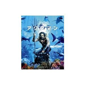 アクアマン ブルーレイ&DVDセット (2枚組)  〔BLU-RAY DISC〕|hmv