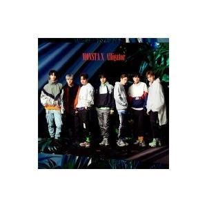 MONSTA X / Alligator 【通常盤 (初回プレス限定)】  〔CD Maxi〕|hmv