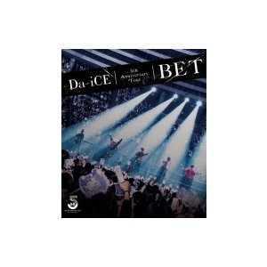 Da-iCE / Da-iCE 5th Anniversary Tour -BET- (Blu-ray)  〔BLU-RAY DISC〕|hmv