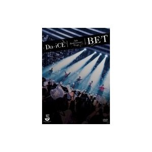 Da-iCE / Da-iCE 5th Anniversary Tour -BET-  〔DVD〕|hmv