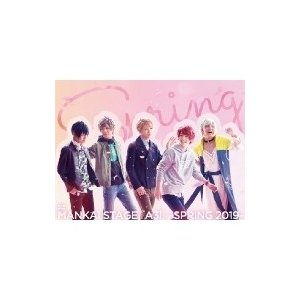 MANKAI STAGE『A3!』〜SPRING 2019〜【DVD】  〔DVD〕