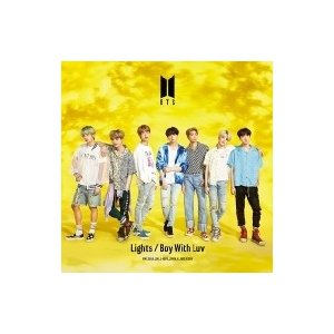 BTS / Lights /  Boy With Luv 【初回限定盤A】(+DVD)  〔CD Maxi〕|hmv