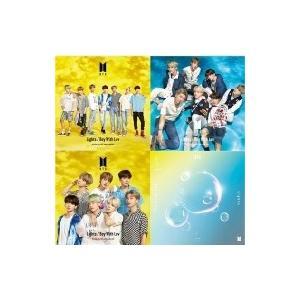 BTS / Lights /  Boy With Luv 【4形態同時購入特典:B2ポスター(絵柄B)付き】  〔CD Maxi〕|hmv