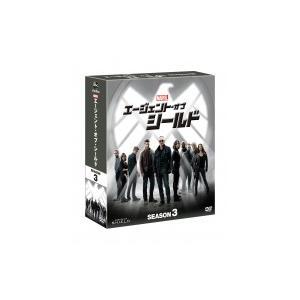 エージェント・オブ・シールド シーズン3 コンパクト BOX  〔DVD〕|hmv