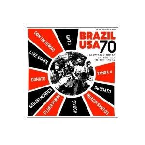 オムニバス(コンピレーション) / Brazil Usa 70:  Brazilian Music In The Usa In The 1970s (2枚組アナログレコード)  〔LP〕