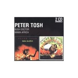 Peter Tosh ピータートッシュ / Double Original Series - Mamaafrica  /  Bush Doctor  輸入盤 〔CD〕|hmv