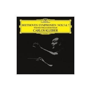 Beethoven ベートーヴェン / 交響曲第5番『運命』、第7番 カルロス・クライバー&ウィーン・フィル 国内盤 〔CD hmv