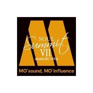 オムニバス(コンピレーション) / Soul Summit VII 〜MO' sound,  MO' influence〜 selected by SOUL POWER 国内盤 〔CD〕