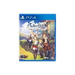 Game Soft (PlayStation 4) / 【PS4】ライザのアトリエ 〜常闇の女王と秘密の隠れ家〜 通常版  〔GAME〕|hmv