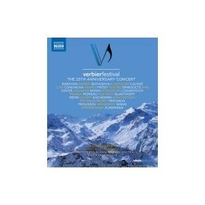 オムニバス(室内楽) / ヴェルビエ音楽祭 25周年記念コンサート  〔BLU-RAY DISC〕