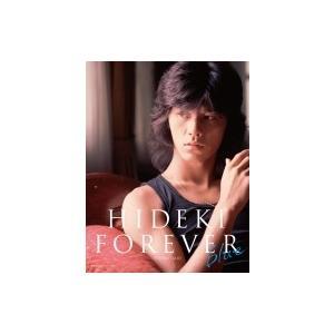 《HMV & タワーレコード限定生写真付》HIDEKI FOREVER blue(ヒデキ フォーエバー ブルー)[+CD] / 西城秀樹 サイジ
