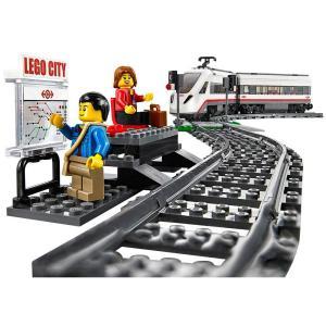 レゴ (LEGO) シティ ハイスピードパッセンジャートレイン 60051|hobby-direct|03