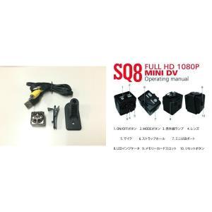 超小型フルHD ビデオカメラ&SDカードリーダーセット|hobby-joy|04